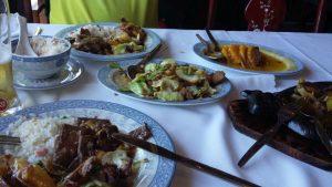 Fu Hua Chinees restaurant, Coimbra