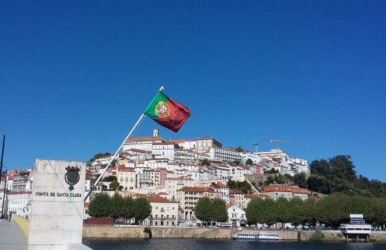 Coimbra Santa Clarabrug