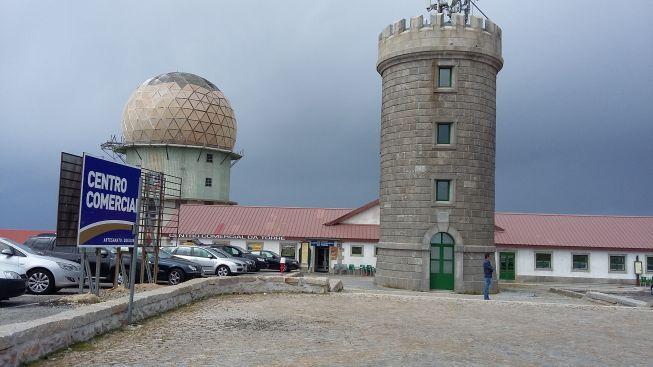 a Torre, hoogste punt van Porturgal